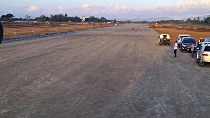 Pembangunan Bandara Jenderal Besar Soedirman Purbalingga Capai 83 Persen