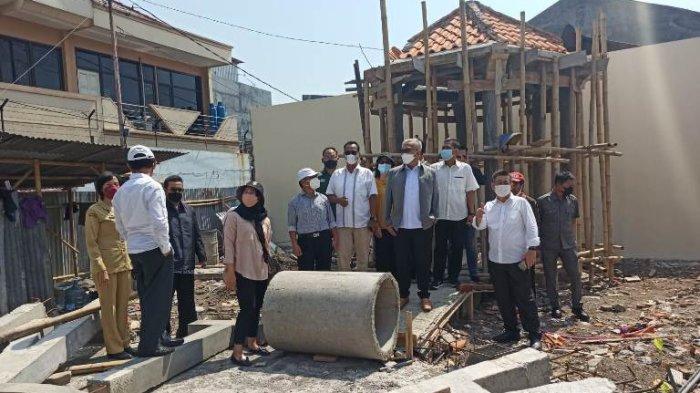 Punya Konsep Bergaya Tionghoa, Pembangunan Taman MT Haryono Semarang Ditarget Tepat Waktu