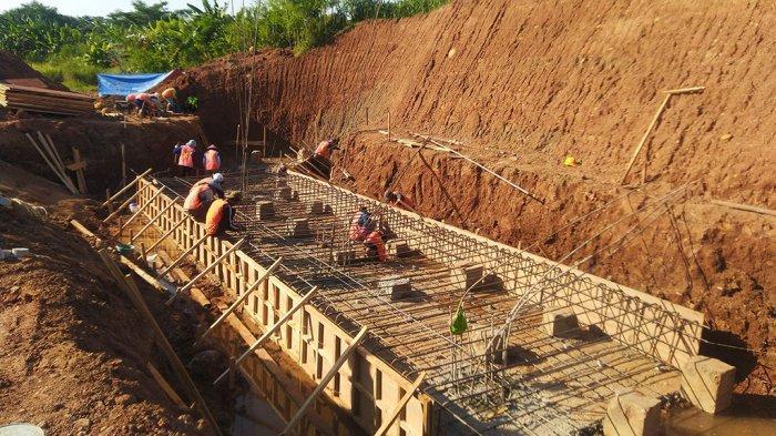 Pembangunan Tanggul Sungai Bodri Kendal Bakal Rampung November 2021, Sebelum Musim Hujan