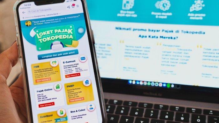 Transaksi Tokopedia E-Samsat di Jateng Naik 4 Kali Lipat