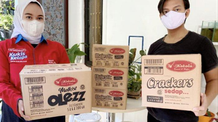 Biskuit Kokola Pilihan Bijak Masa Pandemi
