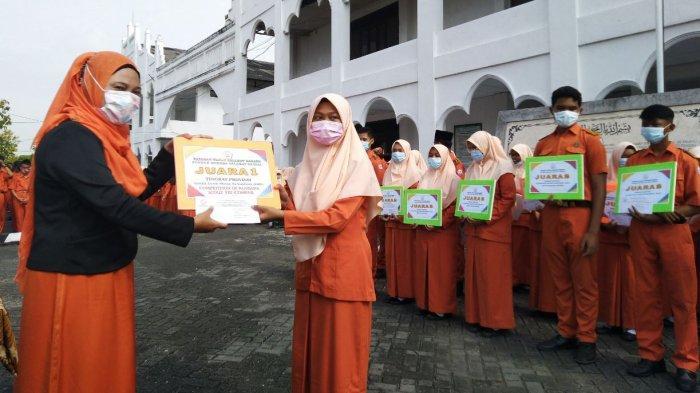 Khilda Sabet 3 Juara Tingkat Nasional dan Provinsi, Pondok Modern Selamat Kantongi 120 Penghargaan