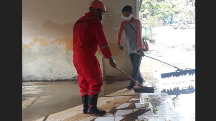 Karang Taruna Trimulyo Semarang Butuh Donasi Perlengkapan Sekolah: Punya Anak-anak Terbawa Banjir
