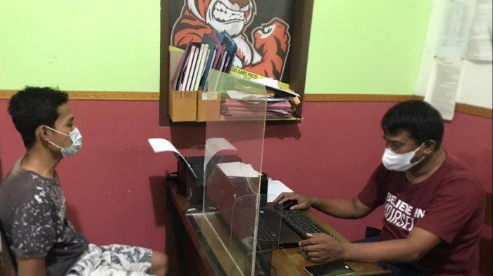 Pemuda Sembunyi di Gudang Moro Mall Purwokerto Hingga Tutup, Curi Puluhan Ponsel Senilai Rp 230 Juta