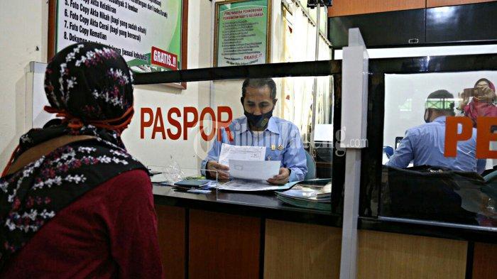 Bikin Paspor Bisa Lewat Kantor Disdukcapil Kabupaten Tegal, Biaya Rp 350 Ribu