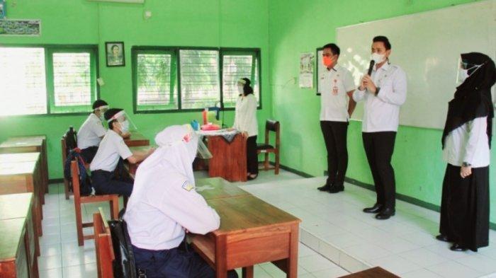 Pemkab Kendal Uji Coba PTM Terbatas di 60 Sekolah, Bupati Dico: Seluruh Guru Telah Divaksin