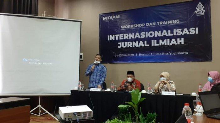 FSH UIN Walisongo Semarang Gelar Training Jurnal, Diharap Terindeks Pengindeks Internasional