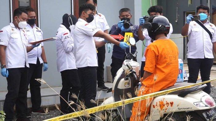 Detil Pembunuhan Penta Febrilia Sekretaris Cantik oleh Tunangan di Batang