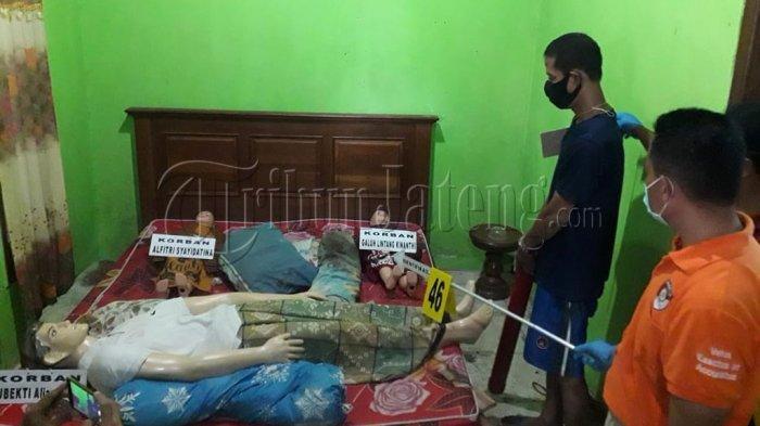 Cara Sumani Membunuh 4 Orang Keluarga Dalang Anom Rembang Mirip Penjagal Anjing