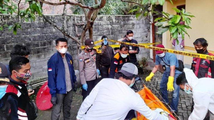 Pembunuhan di Hotel Bandungan Semarang Jasad DF Siswi Demak Dibungkus Selimut