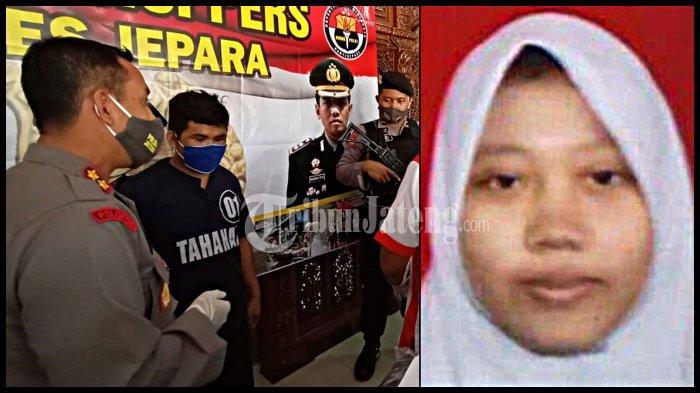 Pembunuh Gadis Yatim Piatu Jepara Usai Sholat Tak Tahu Korban Tewas, Dikira Pingsan Seusai Dicekik