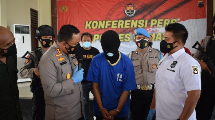 Wanita Daster Merah Dibunuh Pacar, Mayat Dibuang ke Sungai Wulan Demak: Penjara Seumur Hidup