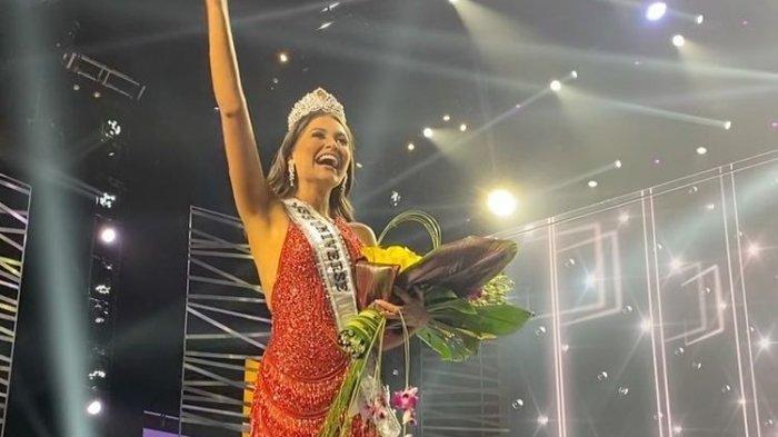 Ini Dia Andrea Meza, Miss Meksiko Pemenang Miss Universe 2020