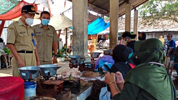 Pemkab Blora Pastikan Tidak Ada Daging Gelonggongan di Pasar