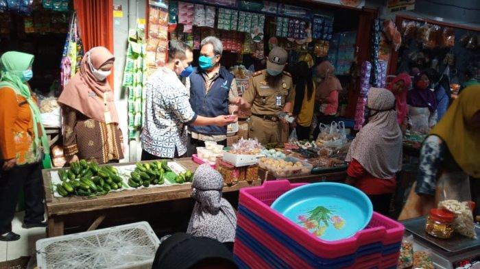 Operasi Dinkes dan BPOM di Pasar Ngawen Blora Temukan Mie Mengandung Formalin dan Boraks