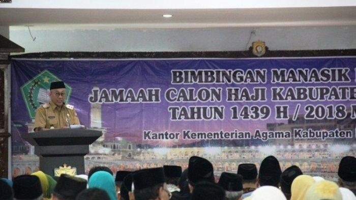 Ribuan Calon Haji Kendal Ikuti Bimbingan Manasik Haji