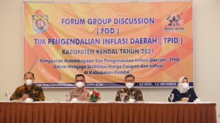 TPID Kabupaten Kendal Terus Bersinergi Jaga Stabilitas Harga Pangan dan Inflasi