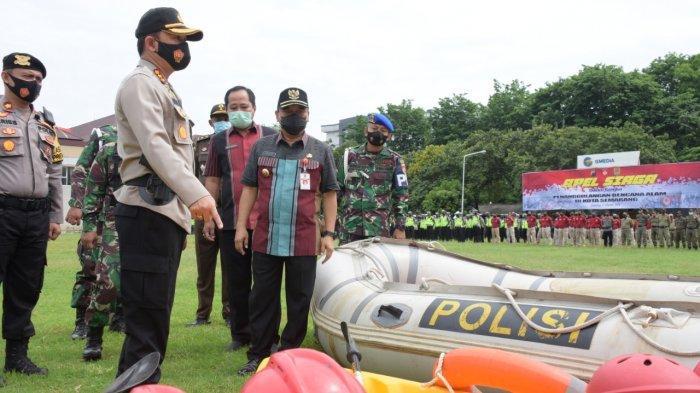 Polrestabes, Pemkot Semarang dan TNI Siap Antisipasi Potensi Bencana