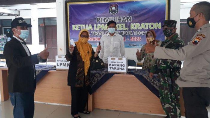 Kelurahan Kraton Tegal Punya Ketua LPMK dan Karang Taruna Baru