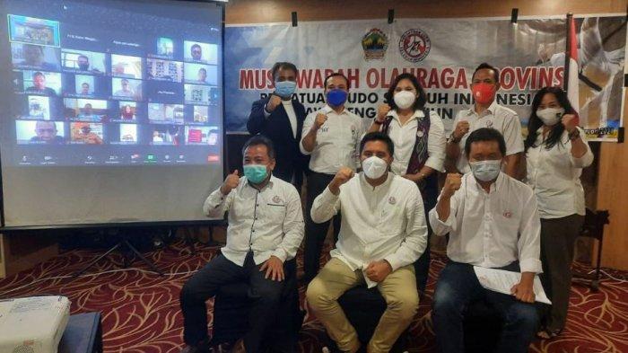 Terpilih Aklamasi, Mohammad Saleh Pimpin Judo Jateng Gantikan Yoyok Sukawi