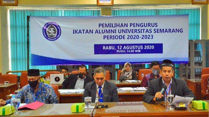 Munas Ikatan Alumni USM Semarang Lahirkan Kepengurusan Baru