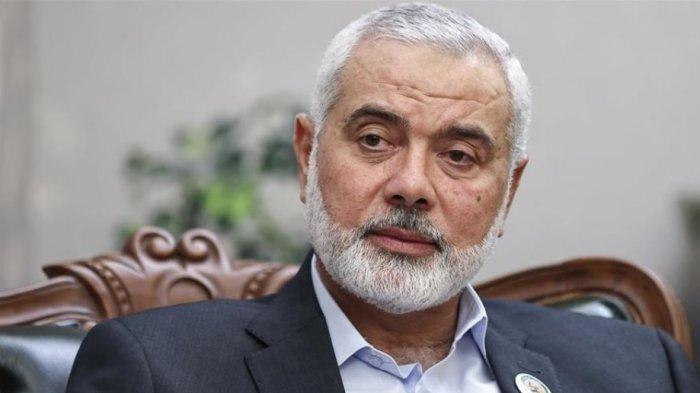 Pernah Lolos Upaya Pembunuhan Israel, Ini Profil Ismail Haniyeh Pemimpin Hamas yang Surati Jokowi