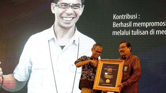 Tribunnews Raih Anugerah Media Online Terbaik dari Badan Standardisasi Nasional