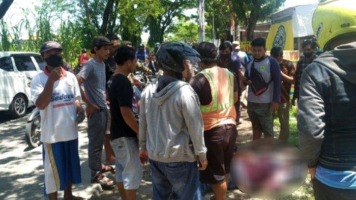 Daru Sales Bangunan Meninggal di Tepi Jalan Bangetayu Semarang, Diduga Terserang Sakit Jantung