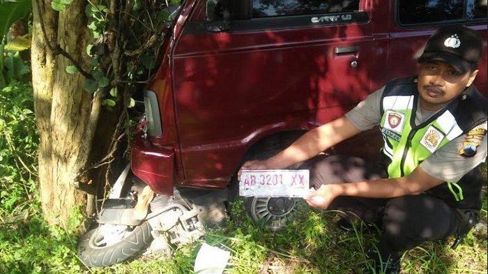 Tubuh Tersangkut di Mobil saat Tabrak Lari, Pemuda di Lampung Tewas Terseret Sejauh 8 Kilometer