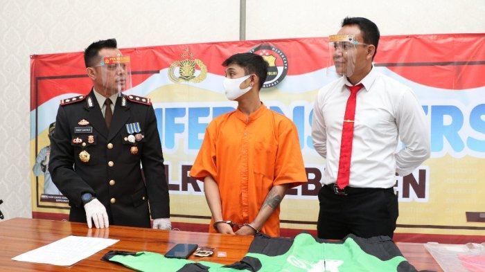 Pemuda Berusia 22 Tahun Ditangkap Bawa Sabu, Kapolres Kebumen: Beruntung Sekali