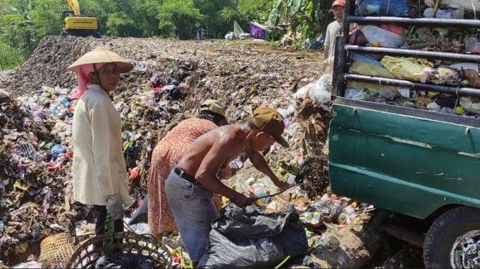 Menengok Kehidupan Pemulung TPA di Banjarnegara di Masa Pandemi Covid 19, Biasa Saja