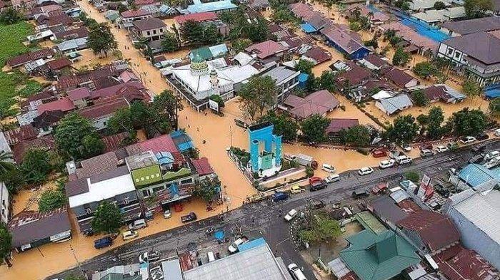 Indonesia Dikepung Bencana, Tengku Zul Teringat Kepemimpinan SBY yang Sigap Turun ke Lokasi