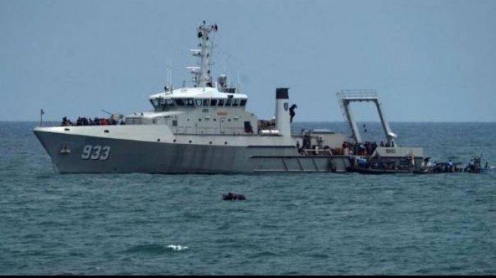 Peran Penting KRI Rigel pada Penemuan Kapal Selam Nanggala 402 Tenggelam di Perairan Utara Bali