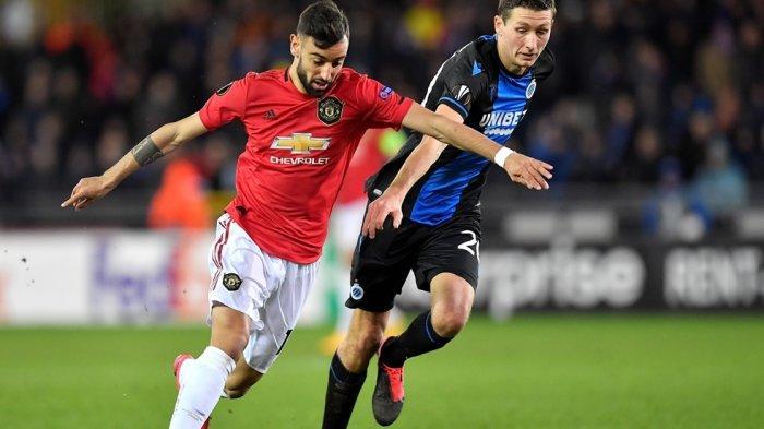 Nonton TV Online Ini Link Live Streaming Manchester City Vs Manchester United Liga Inggris Mola TV