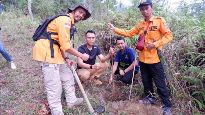 Perhutani Mulai Rehabilitasi Hutan dan Lahan di Kawasan Lereng Gunung Lawu Karanganyar