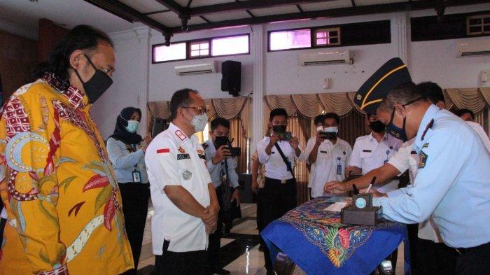 Pemkot Tegal dan BNN Jateng Jalin Kesepakatan Pencegahan Peredaran Narkoba