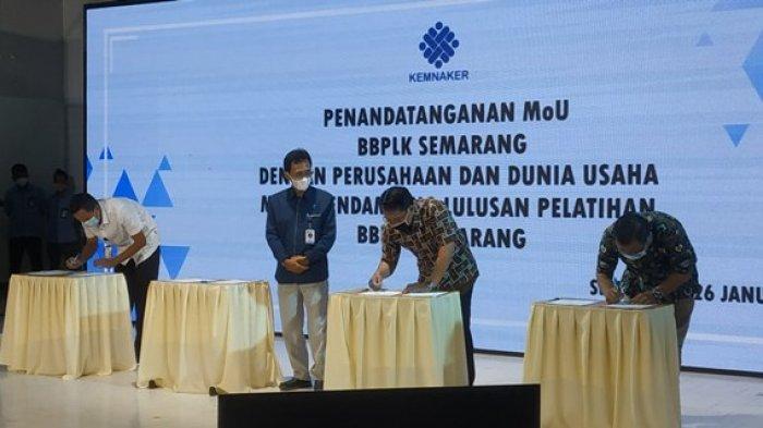 BBPLK Semarang Jalin Kerja Sama dengan Pengusaha agar Lulusan Bisa Langsung Terserap ke Dunia Kerja