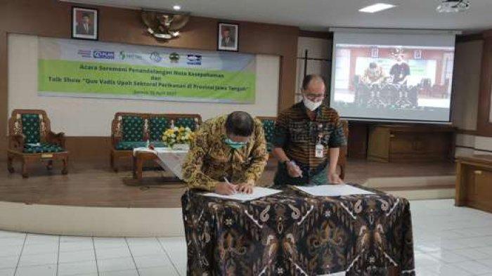 SAFE Seas Project Gandeng DKP Jateng untuk Beri Perlindungan Awak Kapal Perikanan