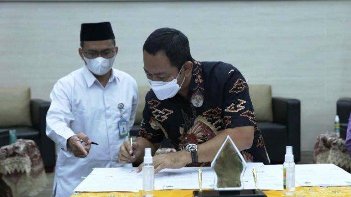 Kerjasama dengan Pemkot Semarang, UIN Walisongo Sediakan Rumah Isolasi Pasien Covid-19