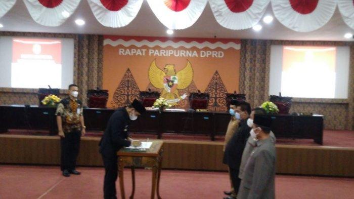Pansus LKPJ DPRD Kendal Usulkan Rekomendasi Perbaikan Kinerja Pemkab Kendal
