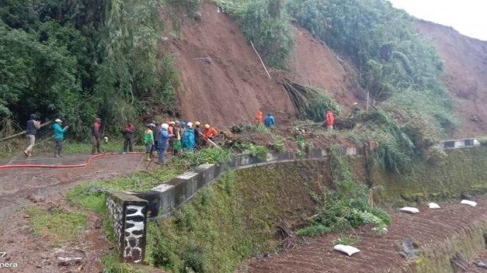 Mengapa Jalan Provinsi untuk Akses Wisata Dieng Sering Longsor? Butuh Solusi