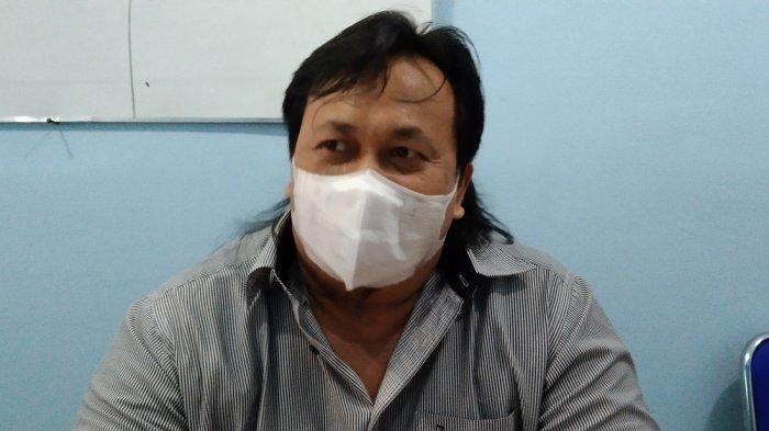 Penasehat hukum calon pembeli tanah Mangunsari, Ahmad Dalhar berikan klarifikask terkait pelaporan dugaan penipuan yang dilakukan warga Pakintelan