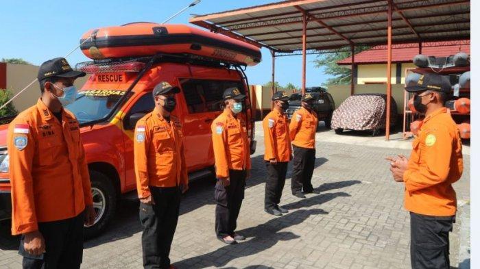 Seorang Pekerja Proyek Groundsill Tenggelam di Sungai Serayu, Diduga karena Mesin Perahu Mati