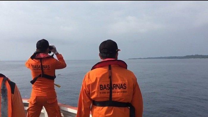 WNA yang Hilang di Laut Mentawai Belum Ditemukan, Tim Pencari Sempat Dihadang Puting Beliung