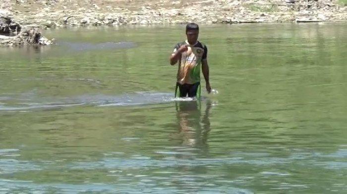 Polisi Tangkap 2 Orang Pencemar Limbah Ciu Sungai Bengawan Solo: Jadi Tersangka
