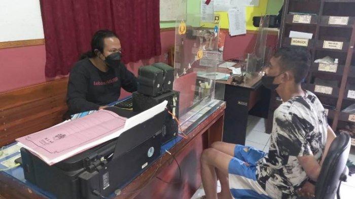 Residivis Dua Kali, Maling Pembobol Rumah di Banyumas Diciduk Polisi