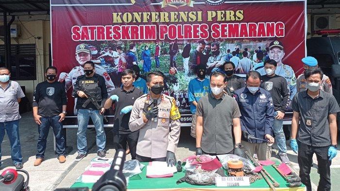 Siswanto Kena Pidana 5 Tahun Curi Kabel Telkom Kabupaten Semarang
