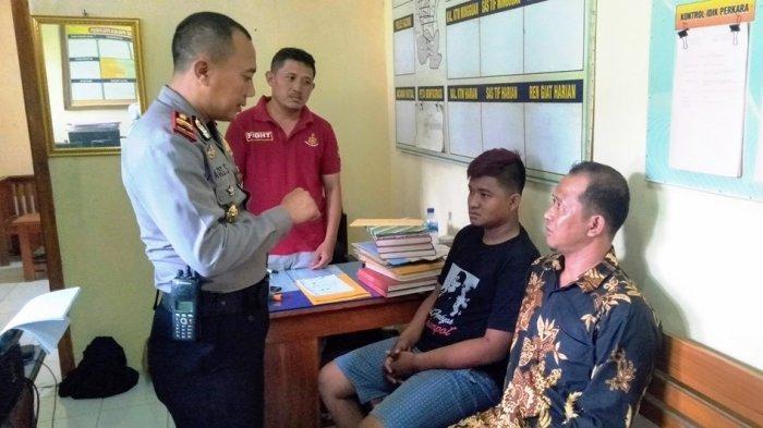 Tak Kuat Bayar Sewa Mobil, Priyanto Gasak Telur di Ngampel Kendal, Ditangkap Saat Nambal Ban