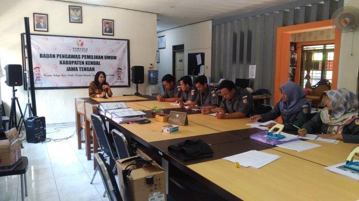 Bawaslu Kendal Butuh 60 Tenaga Pengawas Tingkat Kecamatan, Pendaftaran Dibuka 27 November