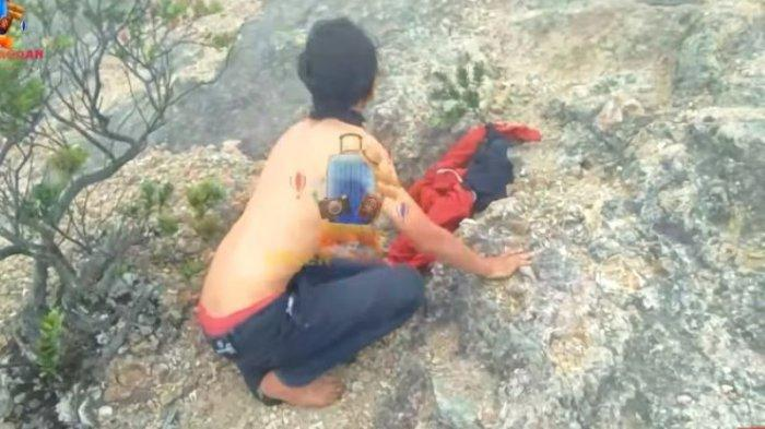 Viral Video Pendaki yang Meninggal di Puncak Lawu, Sempat Lepas Baju dan Kumpulkan Ranting Kayu